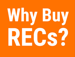 Why Buy RECS
